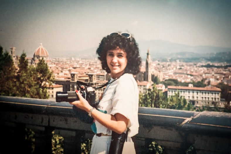 Nikon girl in Firenze